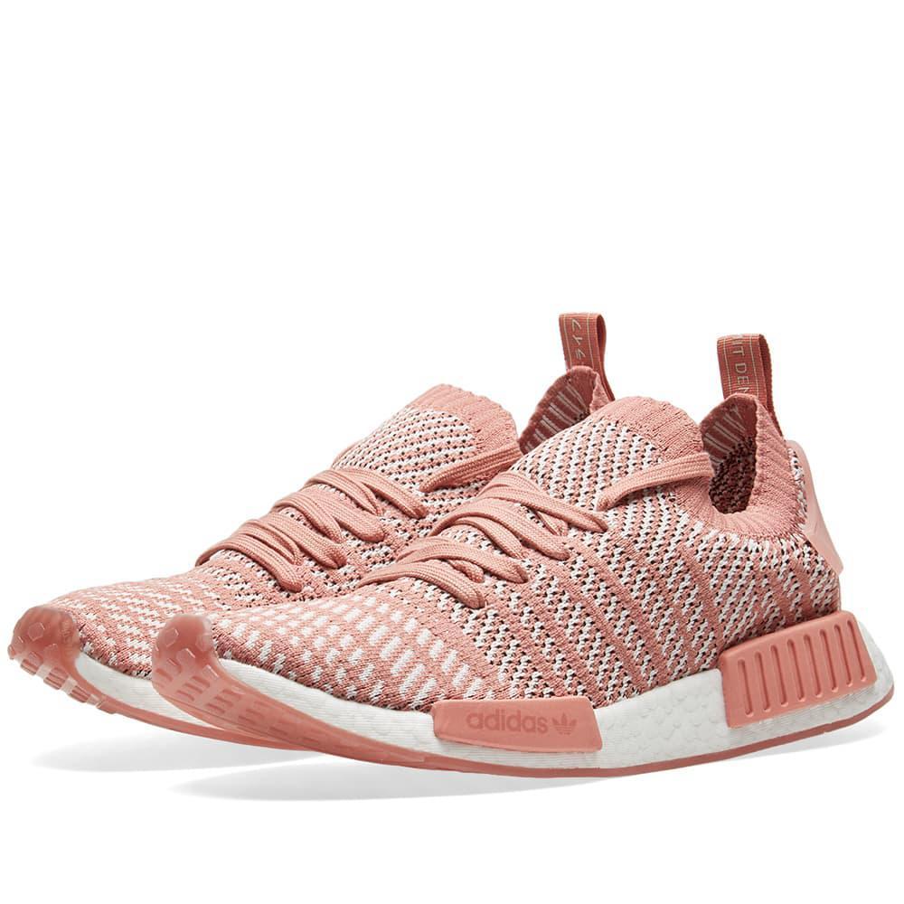 94c8971026805 Adidas - Pink Nmd r1 Stlt Pk W - Lyst. View fullscreen