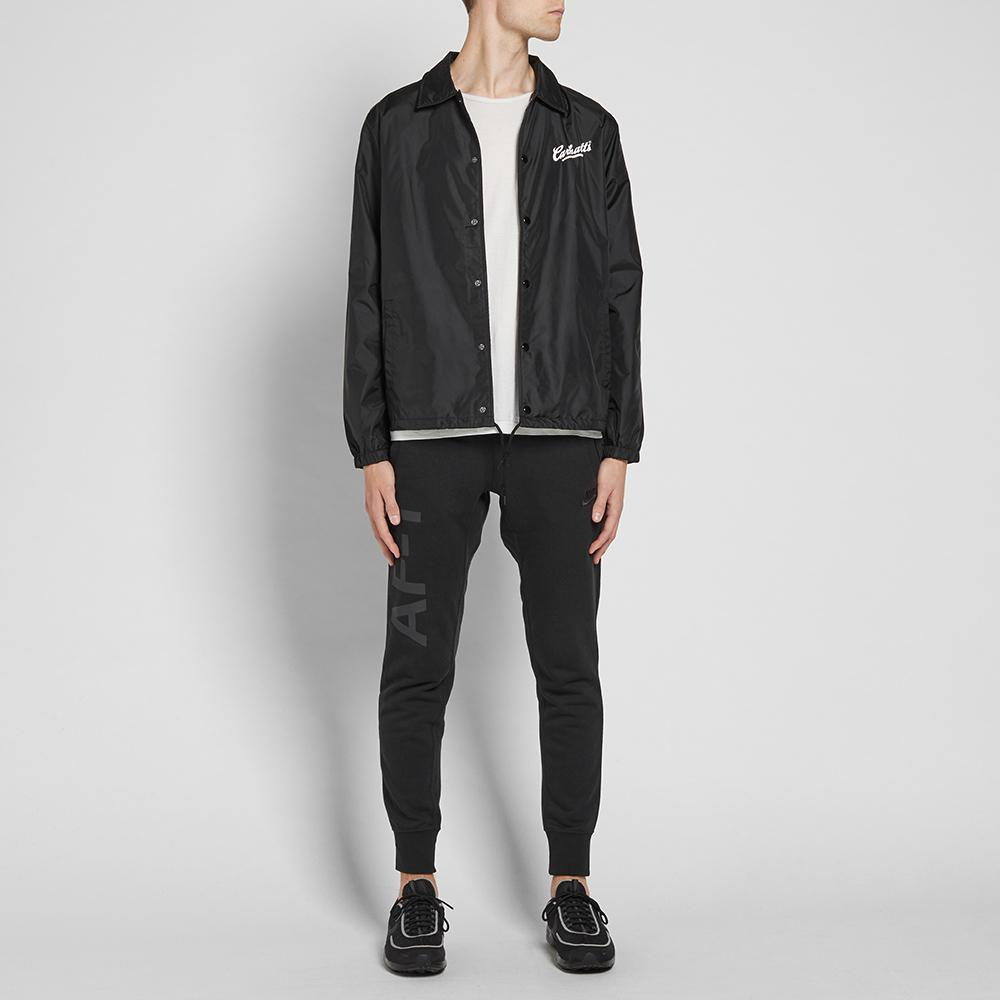 info for c06e6 70b36 Lyst - Nike Air Force 1 Jogger in Black for Men