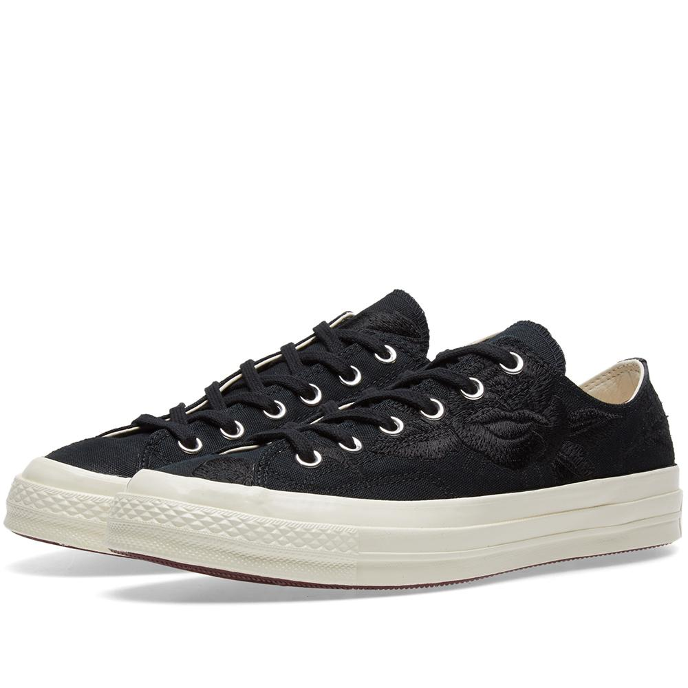 858c6341386d96 Converse Chuck Taylor 1970s Ox Qs in Black for Men - Lyst