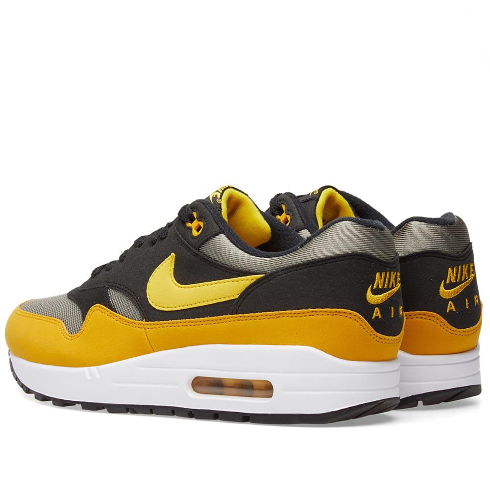 Nike Synthetic Air Max 1 in Yellow for Men
