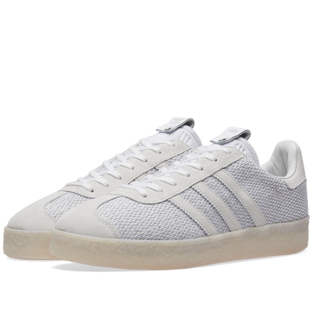 adidas Originals SAMBA OG - Trainers - orctin/footwear white fR4n2