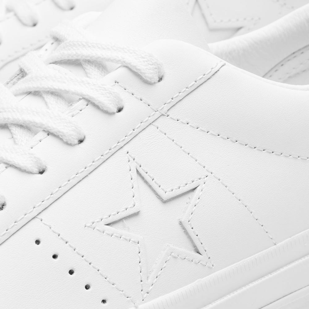Converse Canvas X Engineered Garments One Star in White for Men
