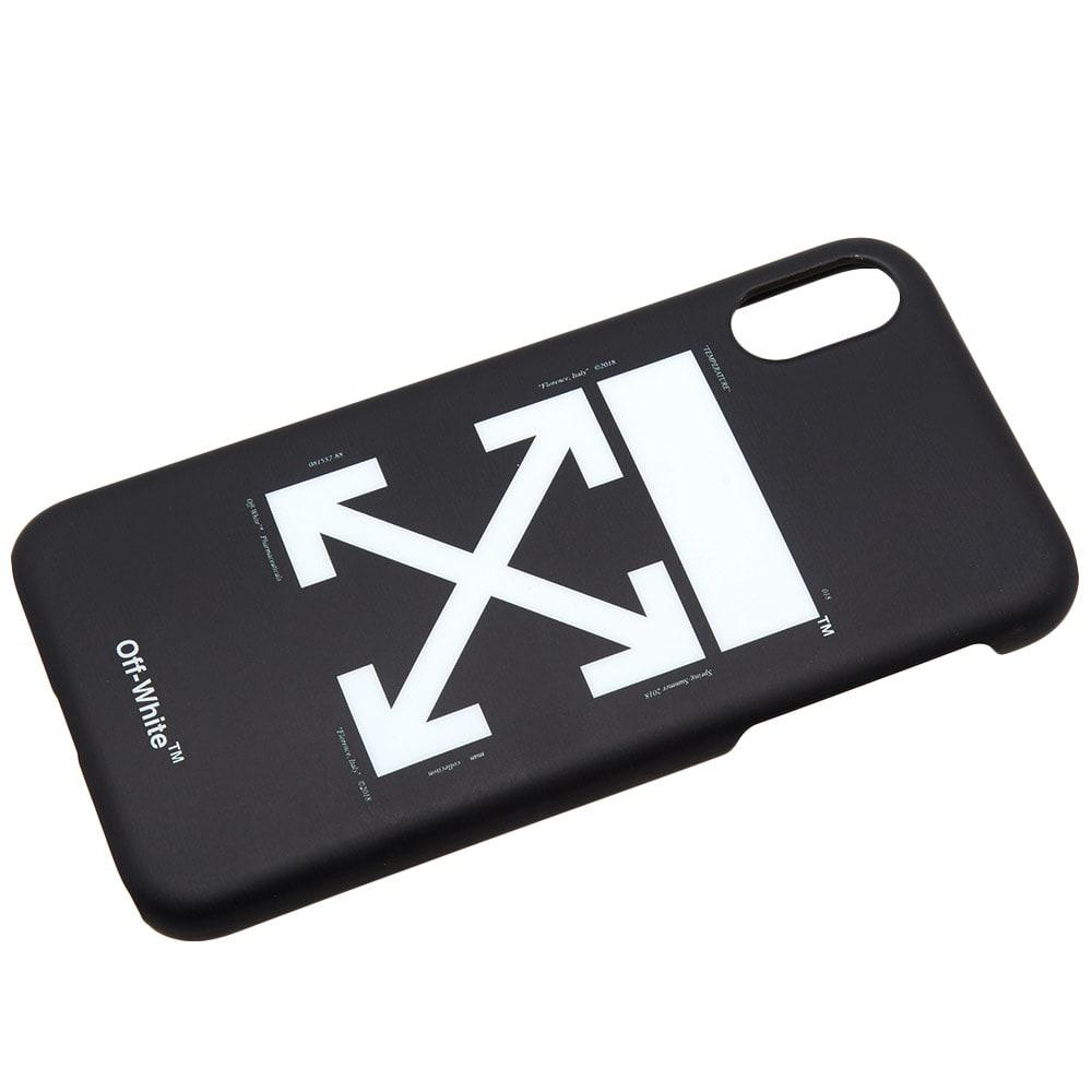 the best attitude a7f38 9fc20 Off-White c/o Virgil Abloh Black Arrows Iphone X Case