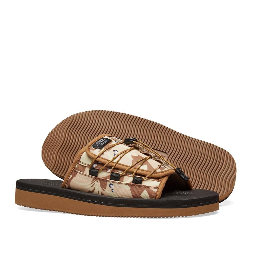 680838b65dd5 Suicoke - Brown X Clot Olas-cltab Sandal for Men - Lyst. View fullscreen