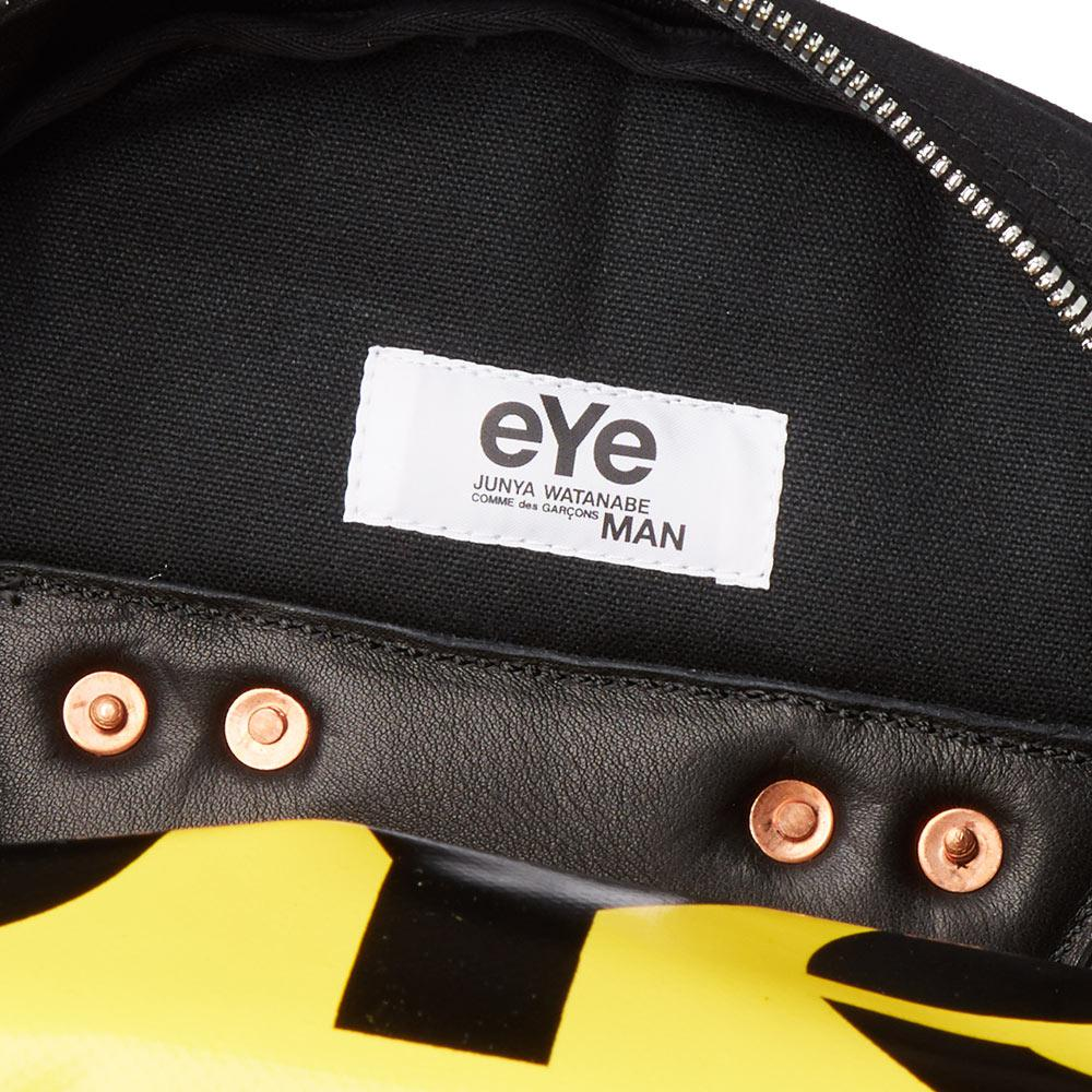 Junya Watanabe Synthetic X Seil Marschall Eye Backpack in Yellow for Men