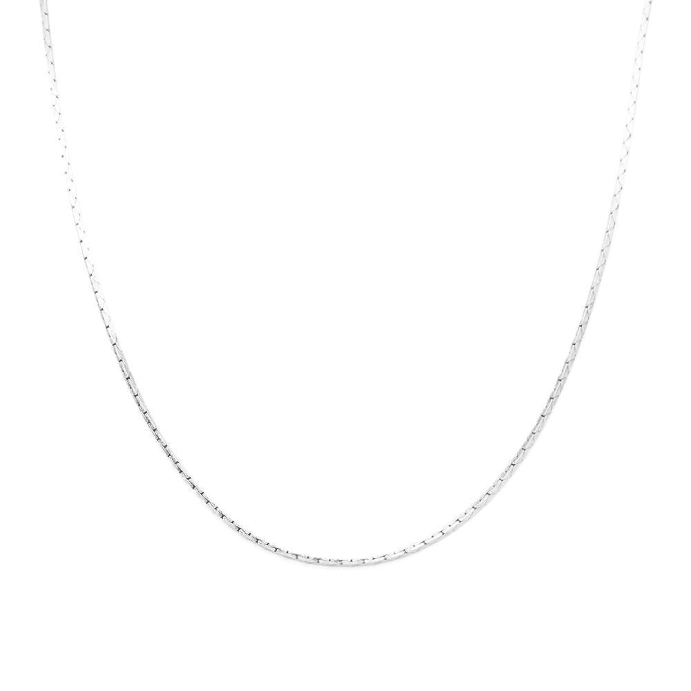 6f45d980e6 Saint Laurent Metallic Ysl Necklace