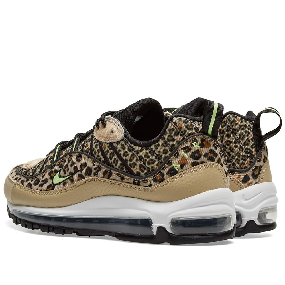 3281925356 Nike - Brown Air Max 98 Premium W 'animal Pack' - Lyst. View fullscreen