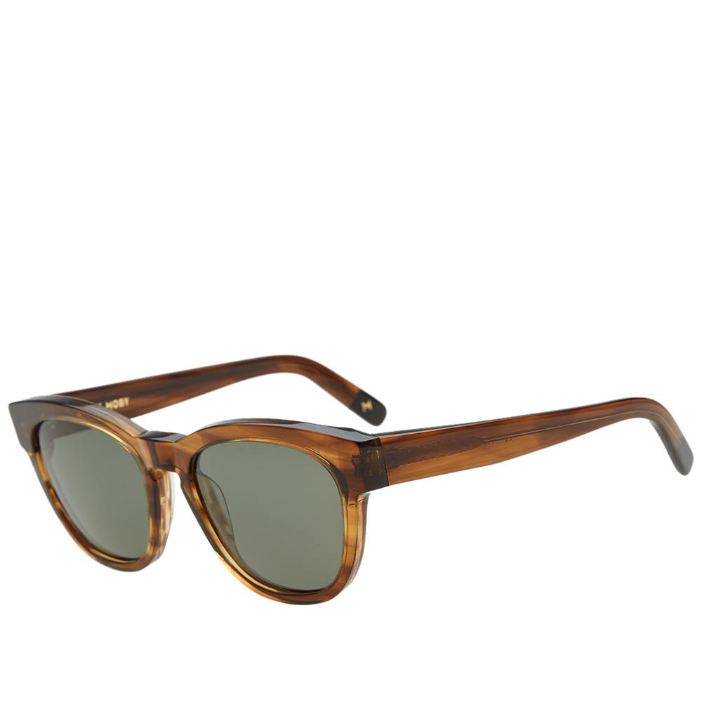 b9fdf69a89a Dick Moby Cpt Sunglasses in Brown for Men - Lyst