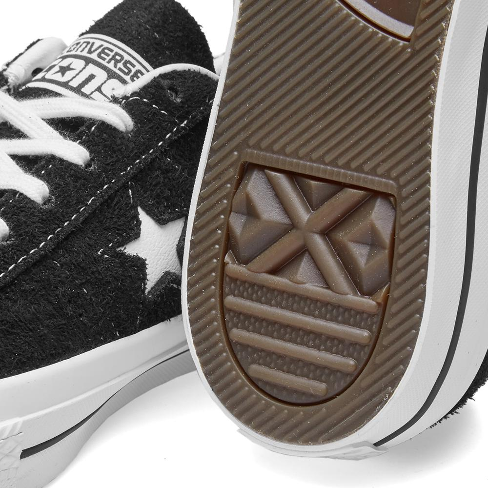 8814e255fee Lyst - Converse One Star Ox in Black for Men