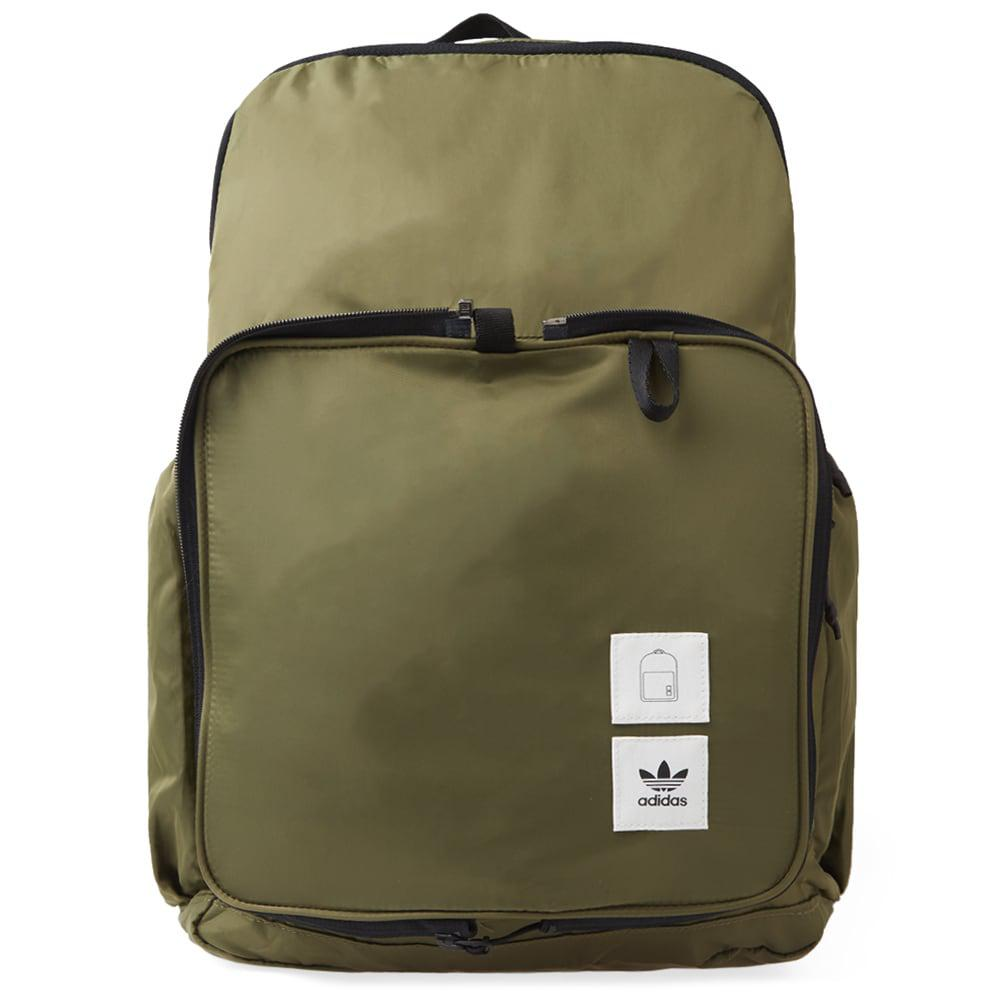 711248414f Lyst - adidas Packable Backpack in Green for Men