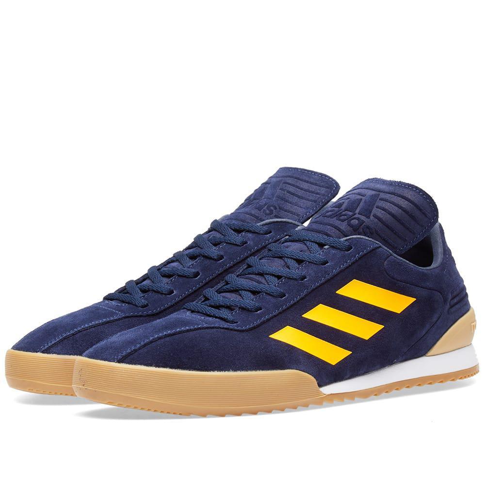 Gosha Rubchinskiy Copa Super Blue Adidas in Blue Super for Men Save 50% Lyst 7ea323