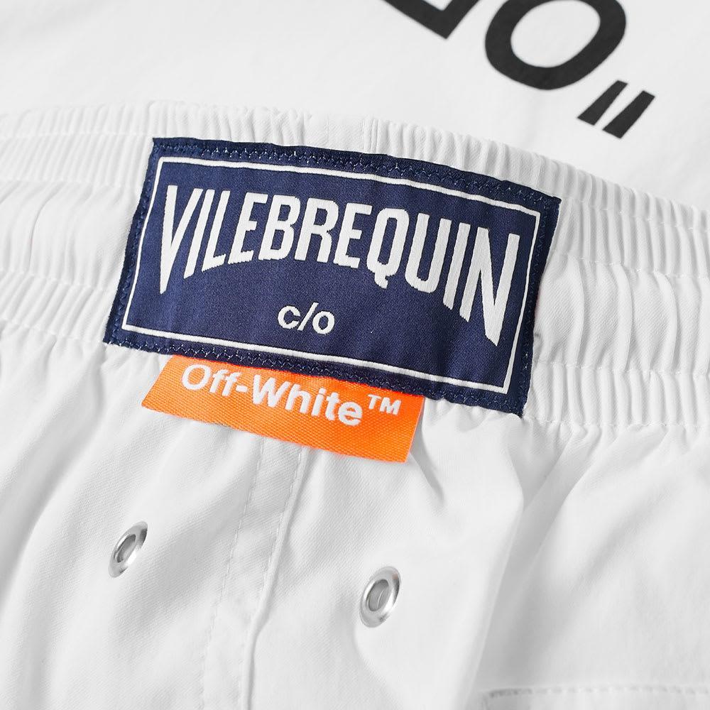 96b4a8457f Off-White c/o Virgil Abloh X Vilebrequin Arrows Moorise Swim Short ...