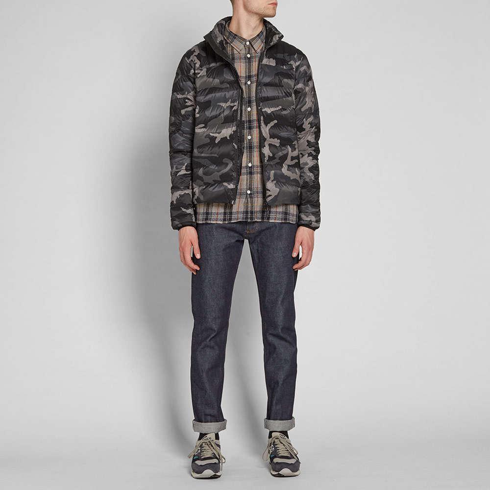 f0f8458c2273a ... switzerland lyst canada goose black label brookvale jacket in black for  men e8a47 faa41 ...