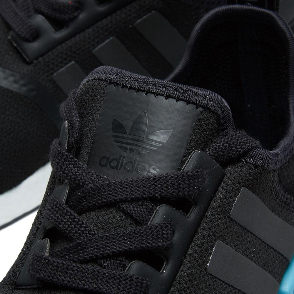 adidas Originals Rubber Nmd_r1 W in Black for Men