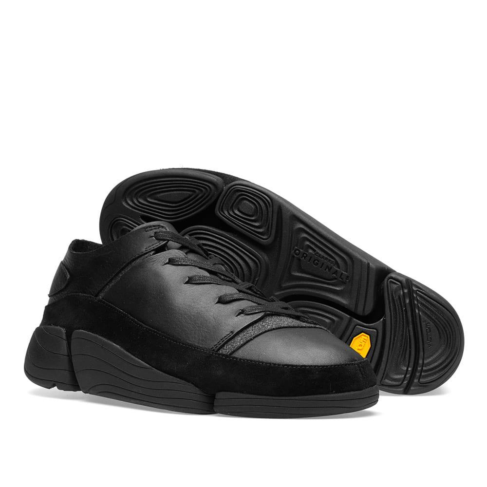 Clarks Leather X Black Panther Trigenic