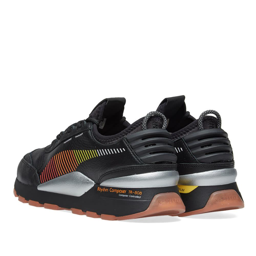 Lyst - PUMA X Roland Rs-0 in Black for Men 43cf8e23b