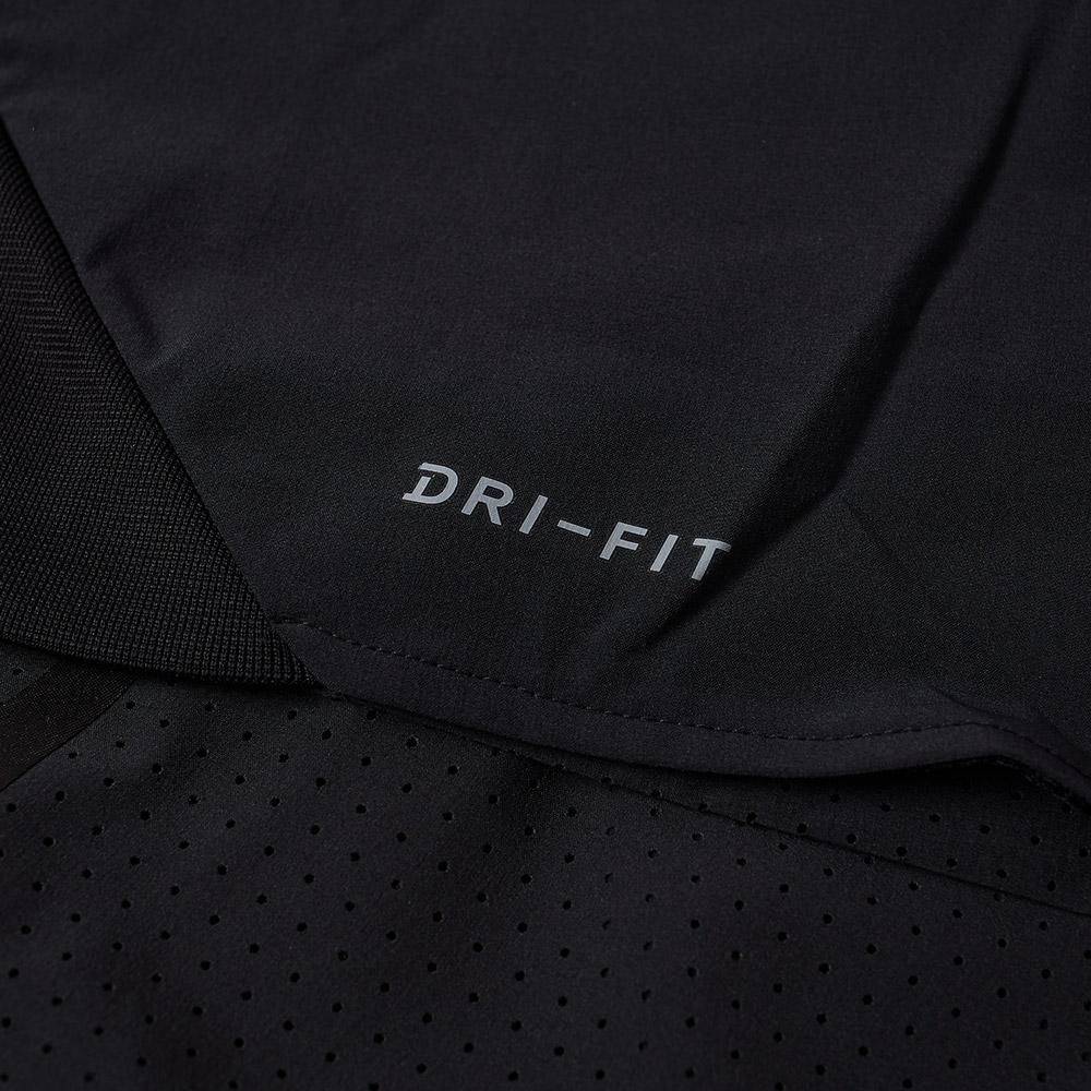 Nike Synthetic Nike Jordan Ultimate Flight Basketball Jacket in Black for Men