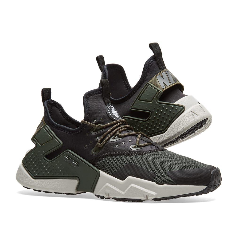official photos 1d06e f5608 Nike Green Air Huarache Drift for men
