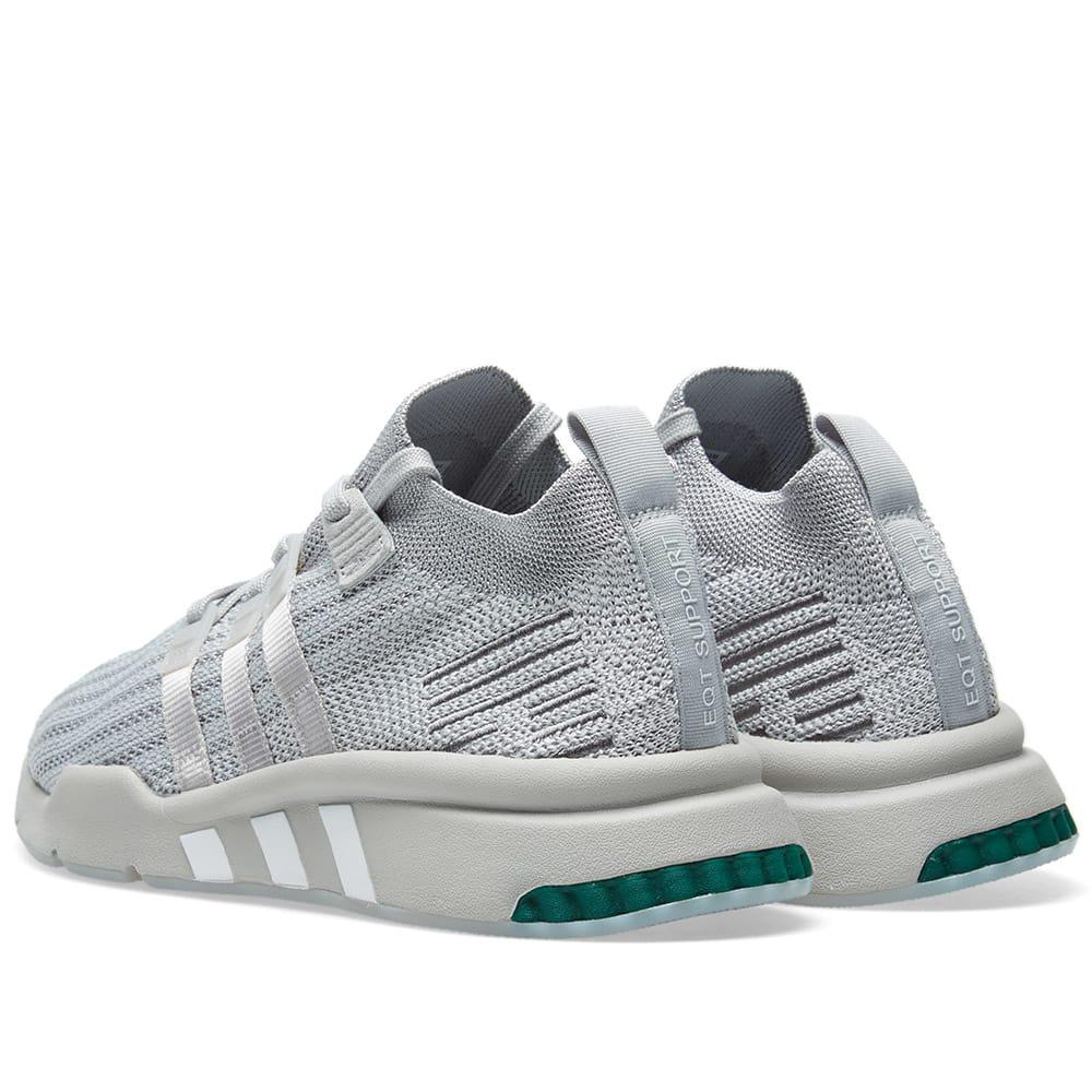 adidas Lace Eqt Support Mid Adv in Grey (Grey) for Men