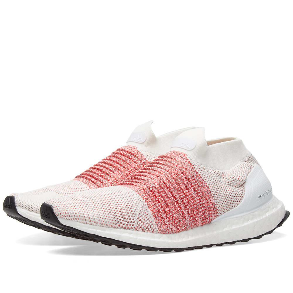 Lyst In Adidas Ultra Impulso Laceless In Lyst Bianco Per Gli Uomini. 8ce471