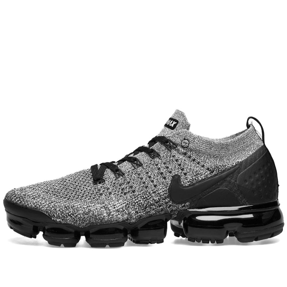 14c2e769f9a Lyst - Nike Air Vapormax Flyknit 2 in Gray for Men