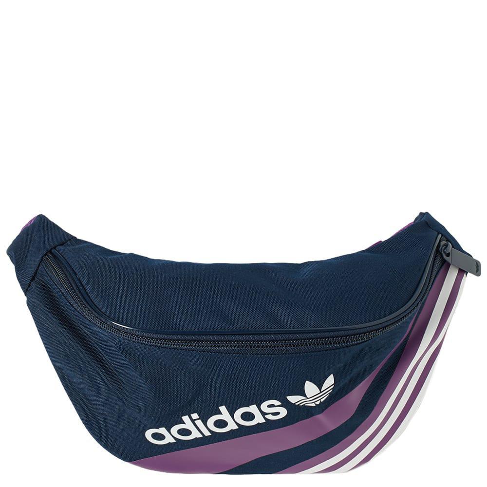 8cf490310dfe8 adidas Sportive Waist Bag in Blue for Men - Lyst
