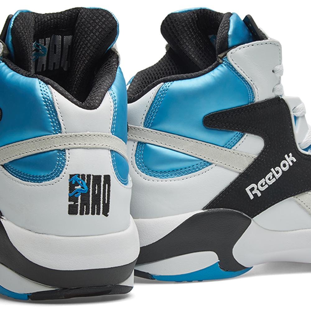 White Shaq Shoes