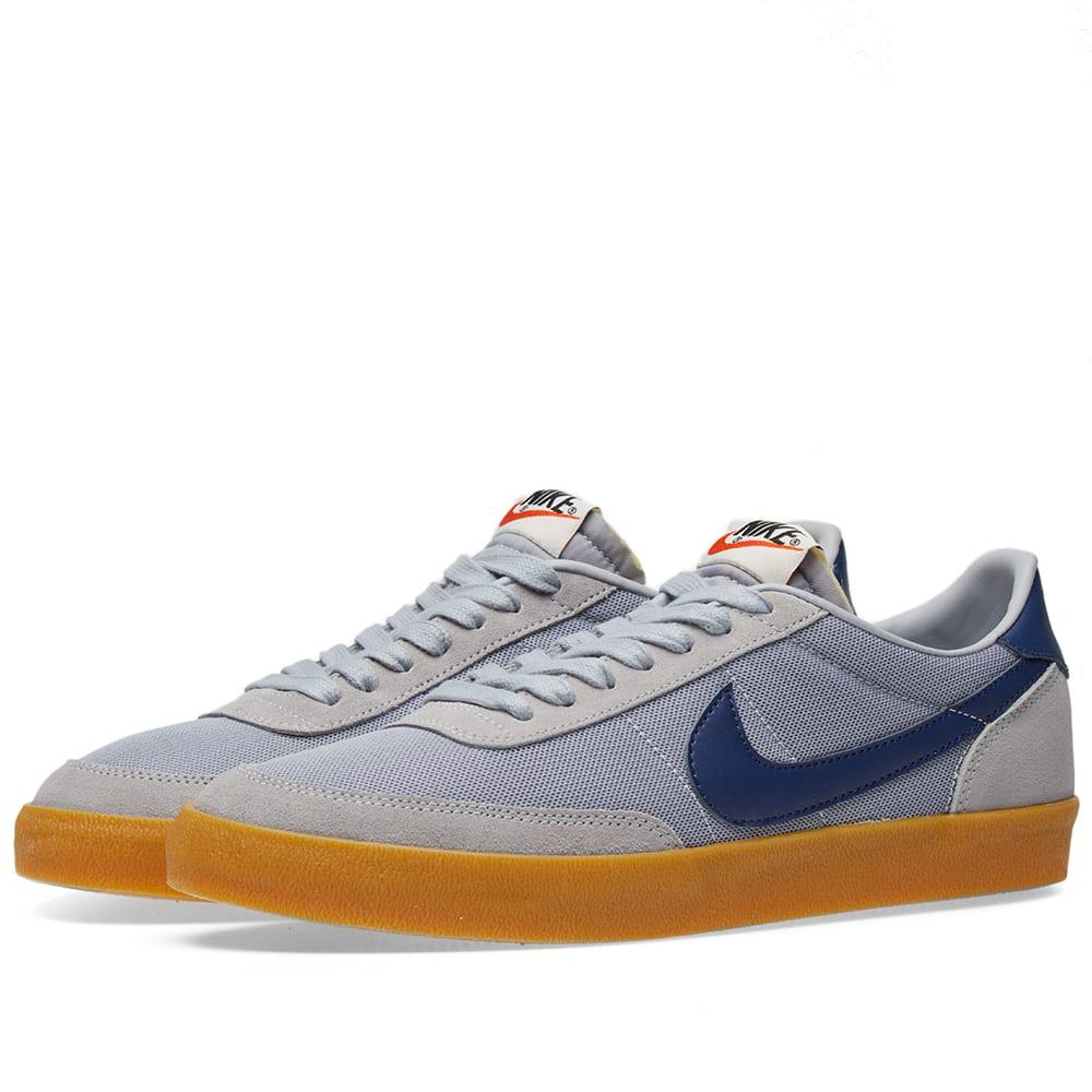 2becf1d804dd Lyst - Nike Killshot in Blue for Men