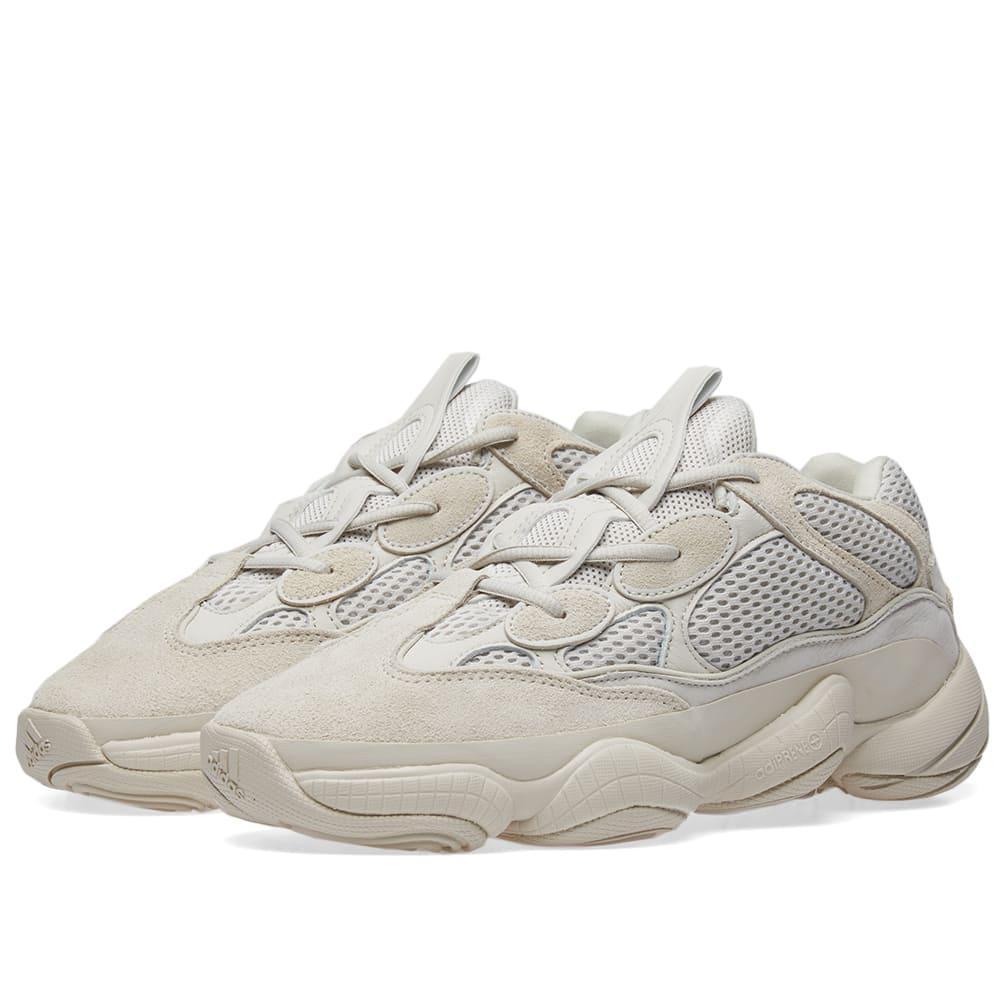 80b9bb505a1 Lyst - adidas Yeezy 500