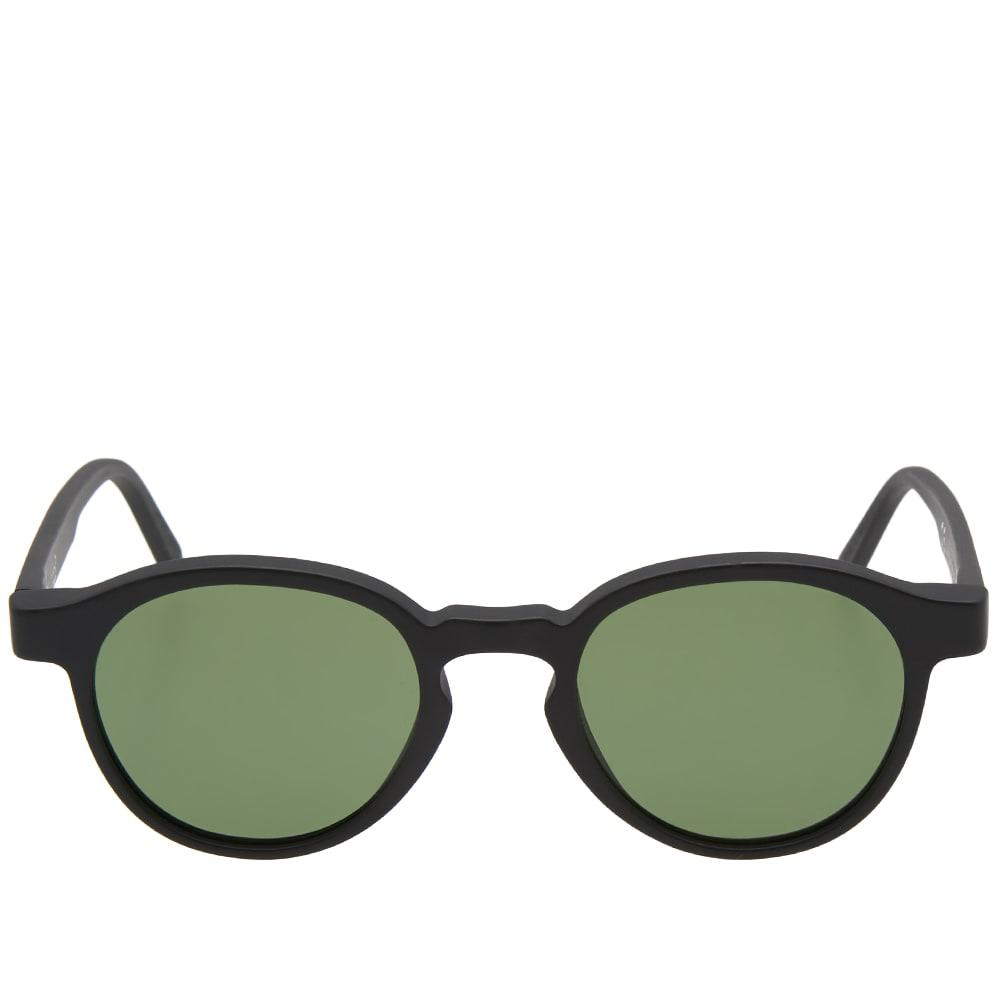 d27fc0a3c8 Retrosuperfuture - Black By Retrofuture Iconic Andy Warhol Sunglasses for  Men - Lyst. View fullscreen