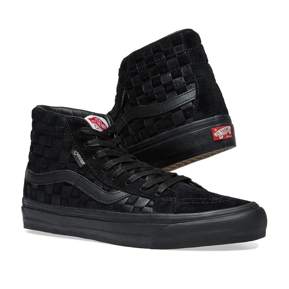 Lyst - Vans Og Sk8-hi Gtx Lx Sneaker in Black for Men - Save 33% 9666029ac