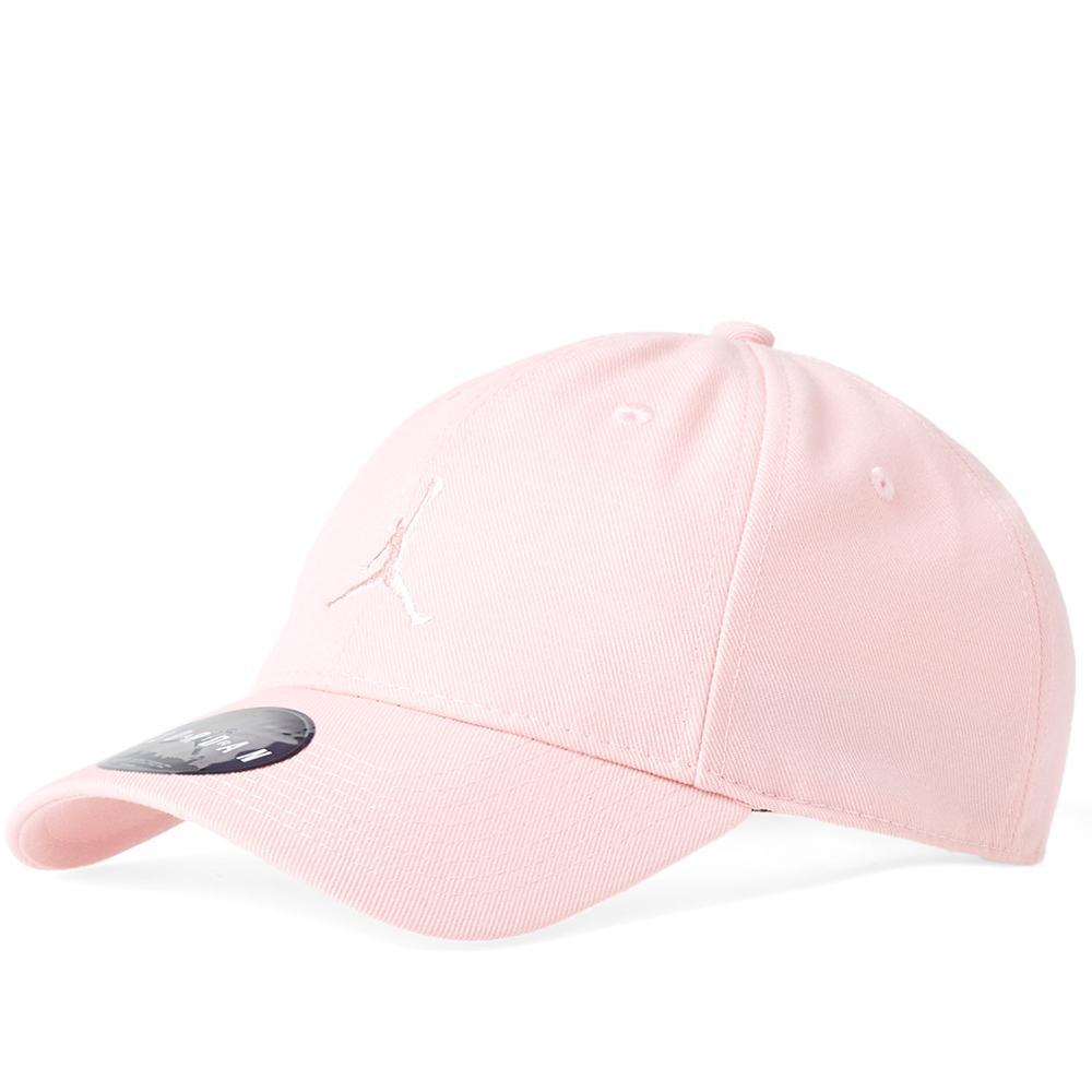 d3ee9ff8be0ef Lyst - Nike Nike Jordan Jumpman Hat in Pink