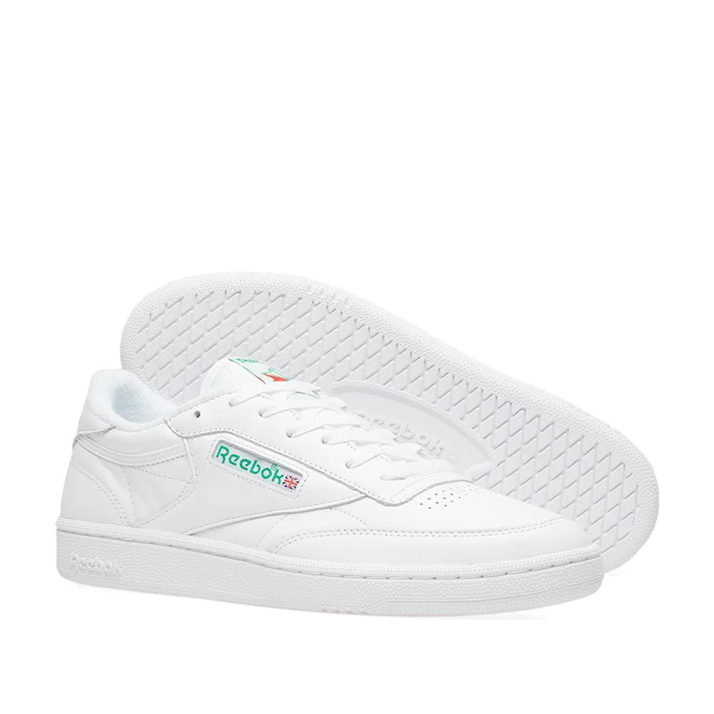 Reebok Leather Classic C 85 Archive W in White for Men
