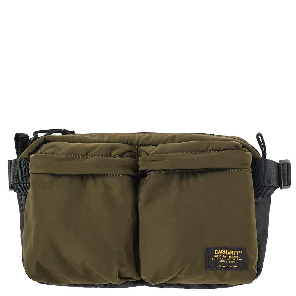 cd8d44460e Carhartt WIP Carhartt Military Hip Bag in Green for Men - Lyst