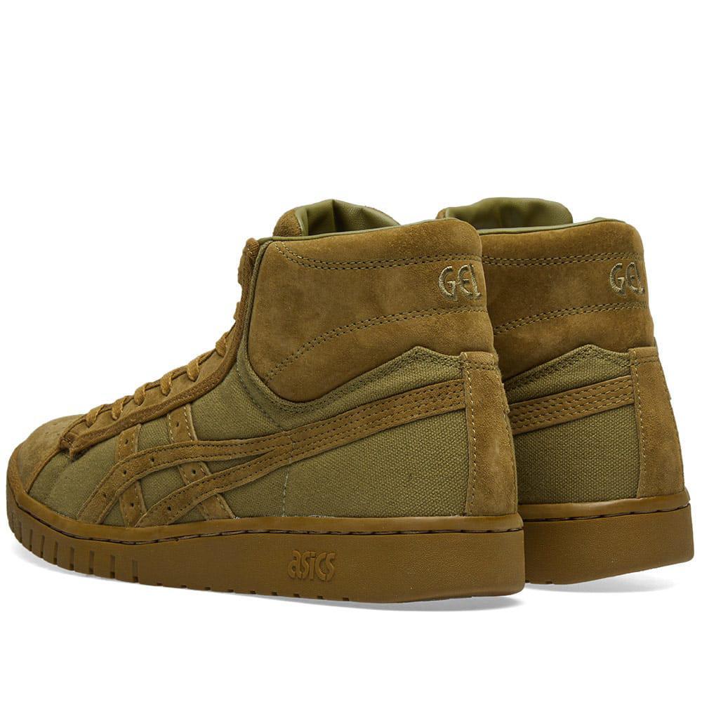 fb89b68cc393 Asics Sasquatchfabrix. Tiger Gel Ptg Mt Sneakers in Green for Men - Lyst