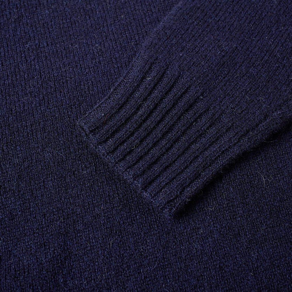 Acne Studios Wool Nicoul Crew Knit in Blue for Men