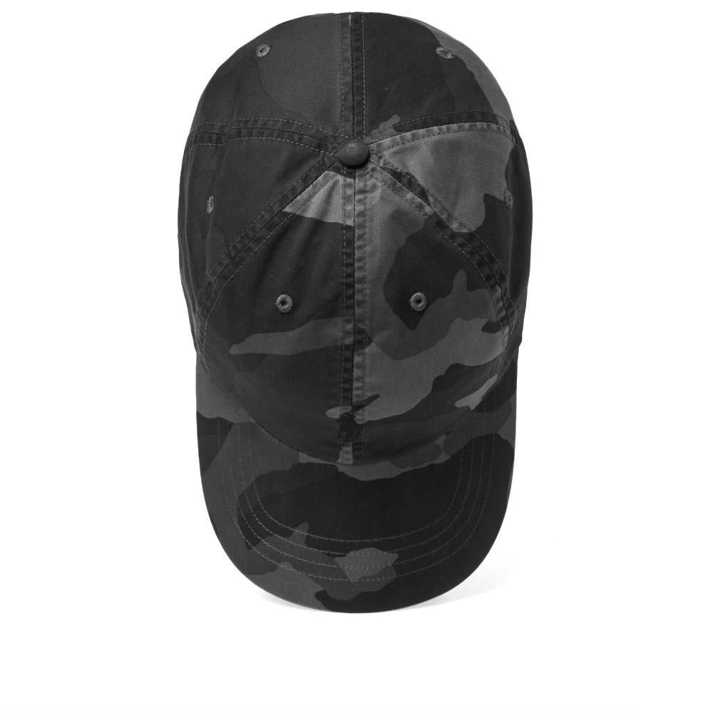 6d050ea268f2d Polo Ralph Lauren - Black Camo Baseball Cap for Men - Lyst. View fullscreen
