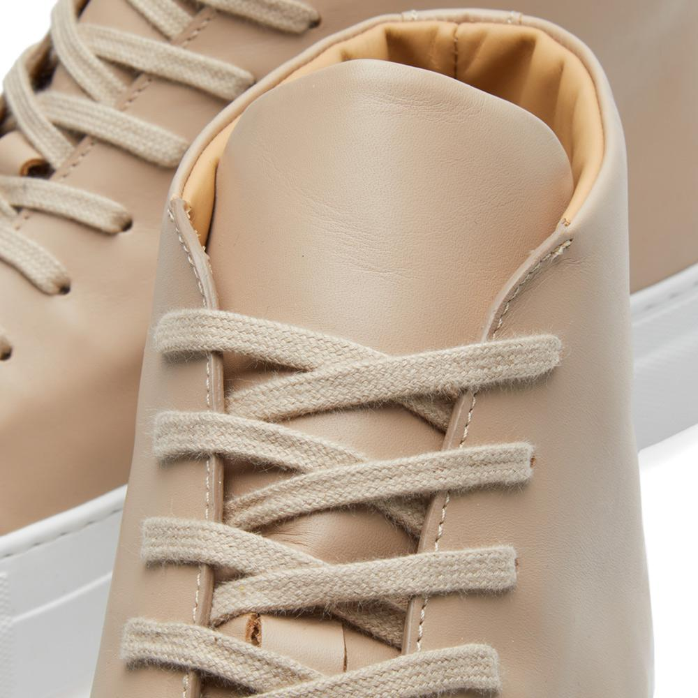 Common Projects Leather Court Mid for Men