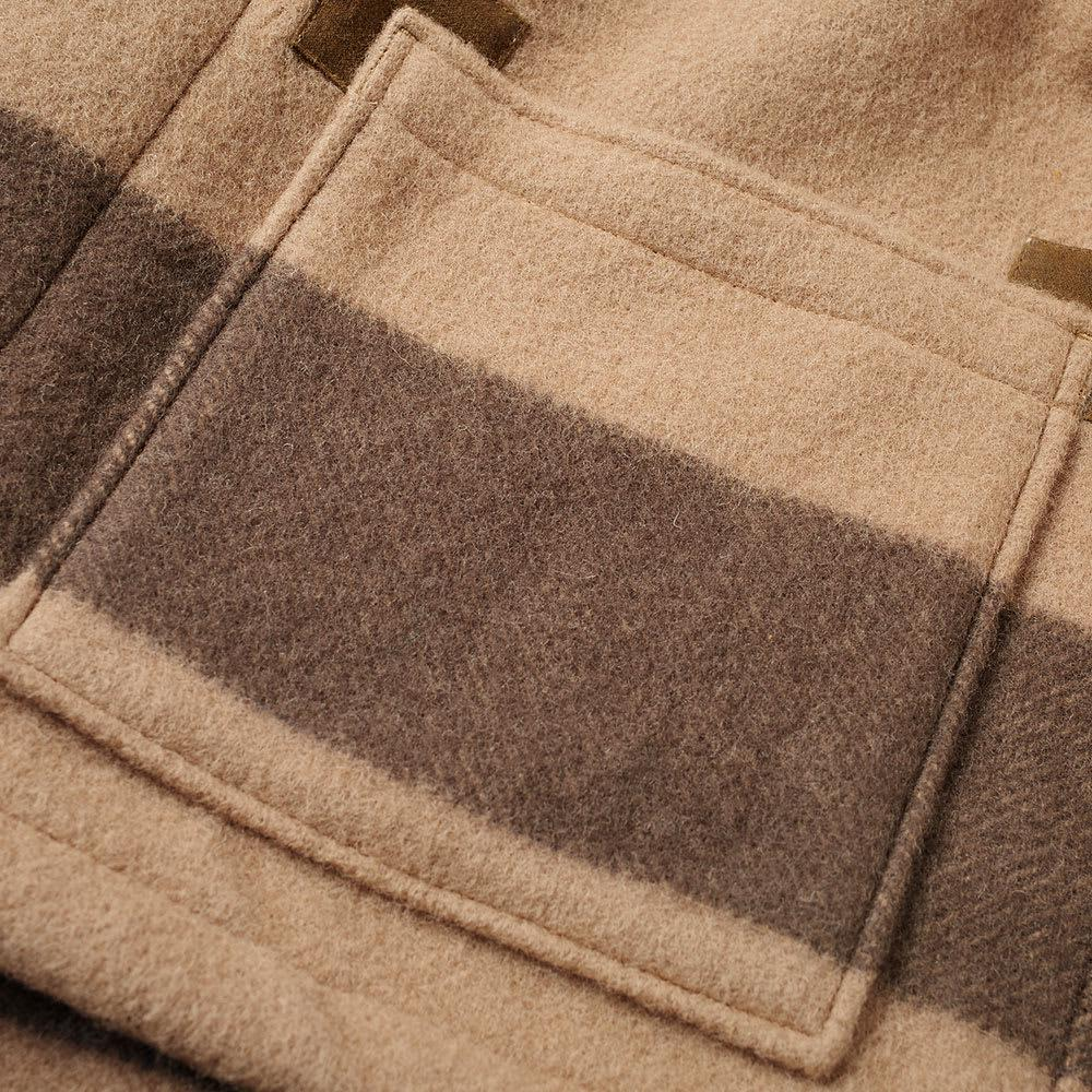 c998a92a4f99 Nigel Cabourn - Brown Donkey Jacket for Men - Lyst. View fullscreen