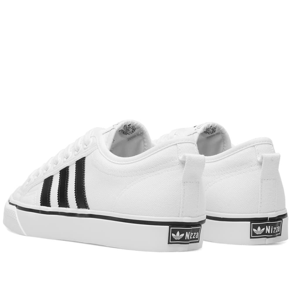 a983cb493b059a Adidas Nizza in White for Men - Lyst