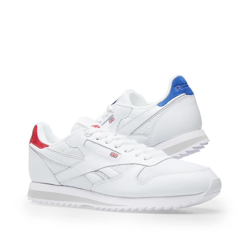 Reebok Classic Leather Hc in White for