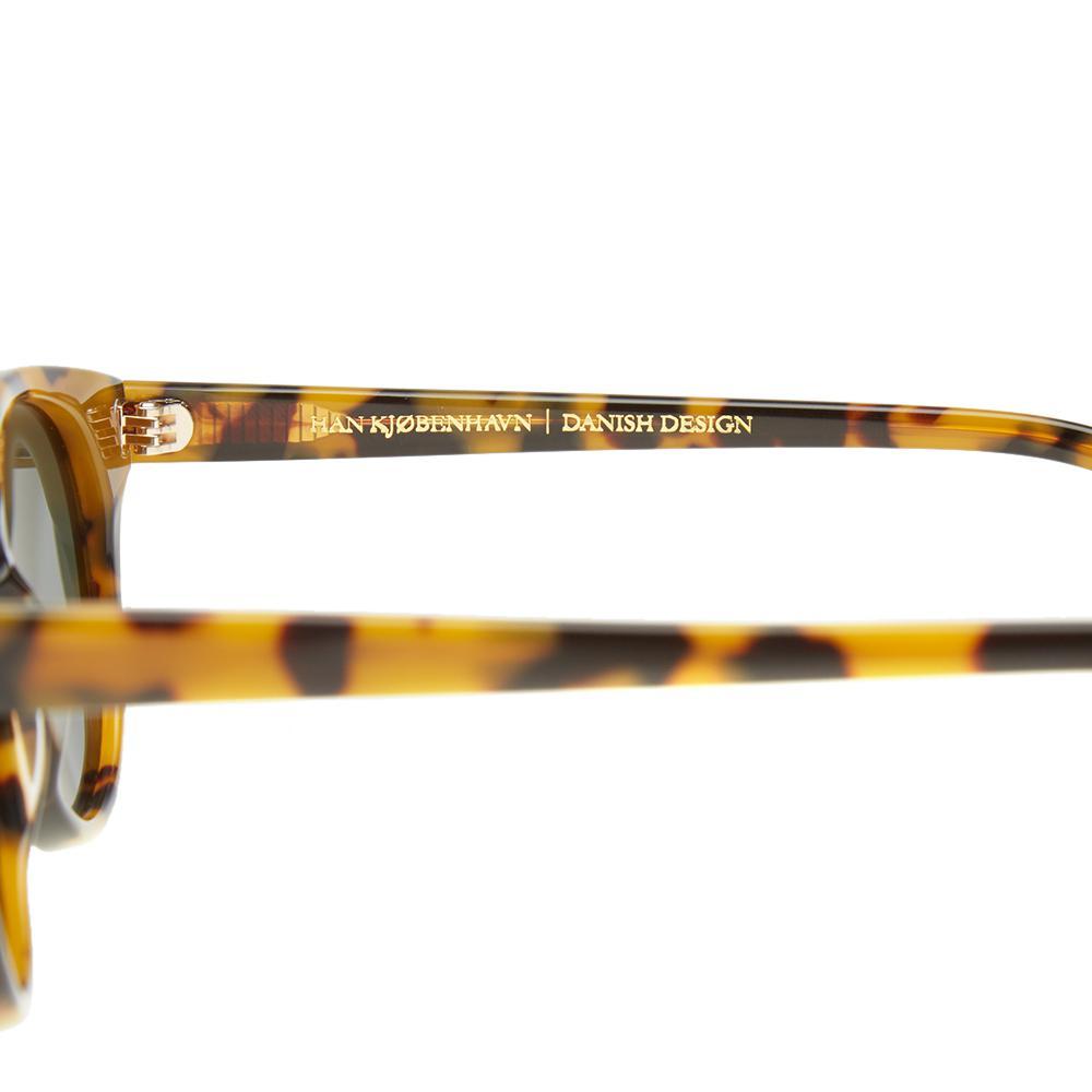 Han Kjobenhavn Han Timeless Sunglasses in Brown for Men