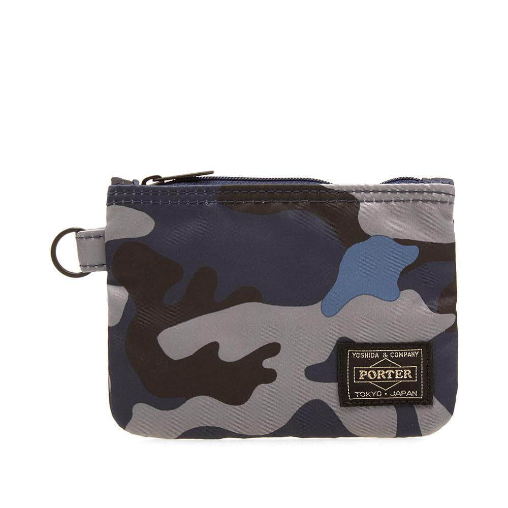 Lyst - Head Porter Jungle Camo Zip Wallet