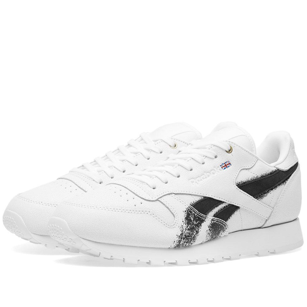 Lyst - Reebok Classic Leather Montana in White for Men 671e60d1a