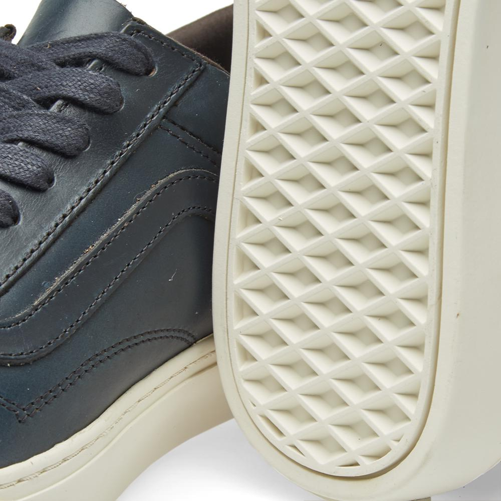326c279540 Lyst - Vans X Horween Leather Co. Old Skool Cup Lx in Blue for Men