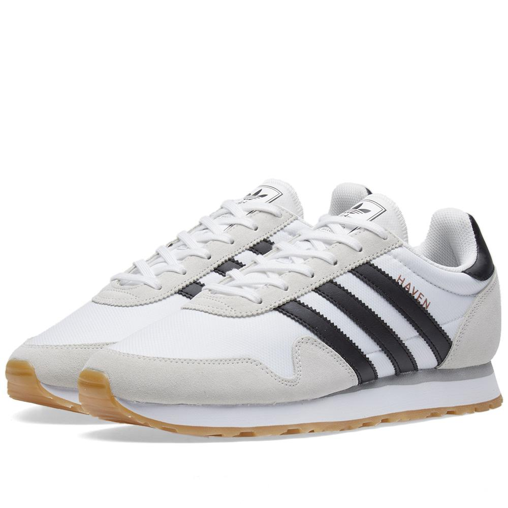 Lyst - Adidas Haven in White for Men - Save 35%