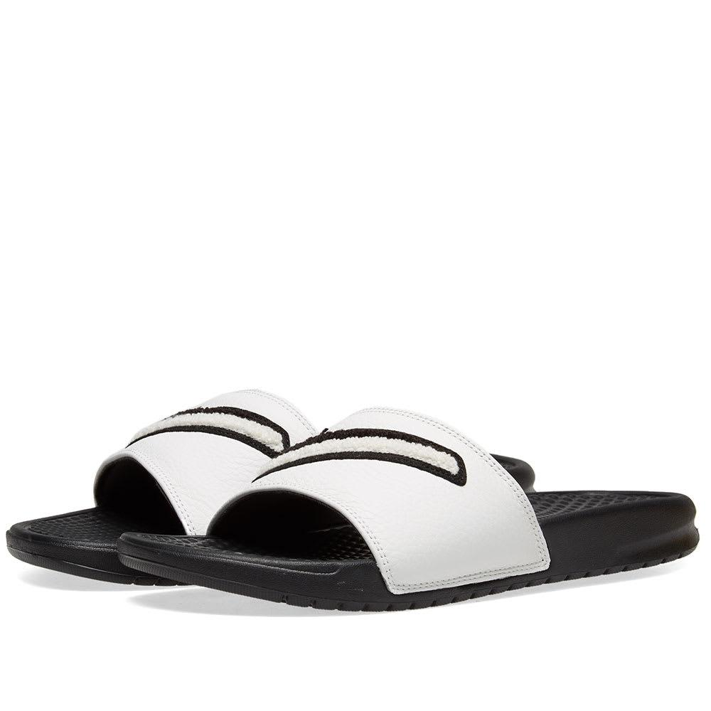 7b96c714bbcfc4 Lyst - Nike Benassi Jdi Chenille in Black for Men