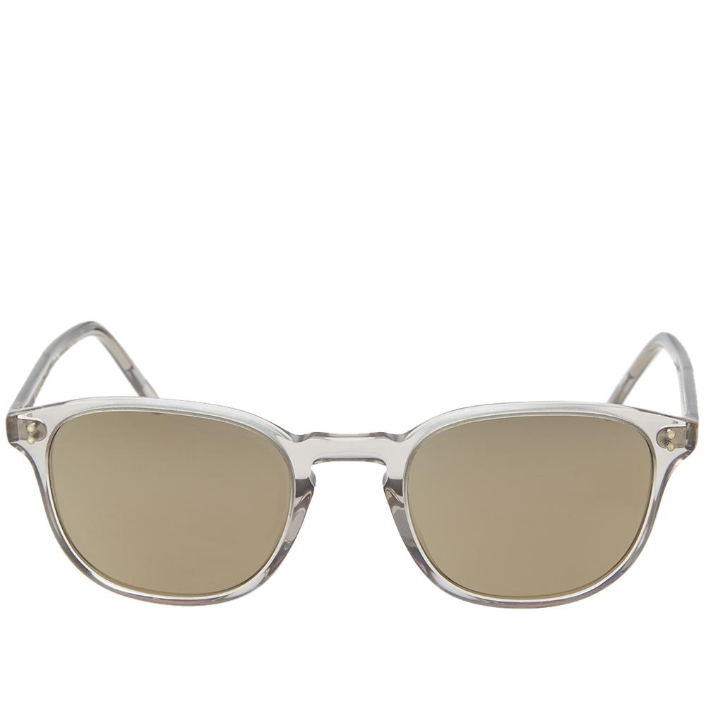 6ab5a4024a5 ... Gray Fairmont Sunglasses for Men - Lyst. View fullscreen