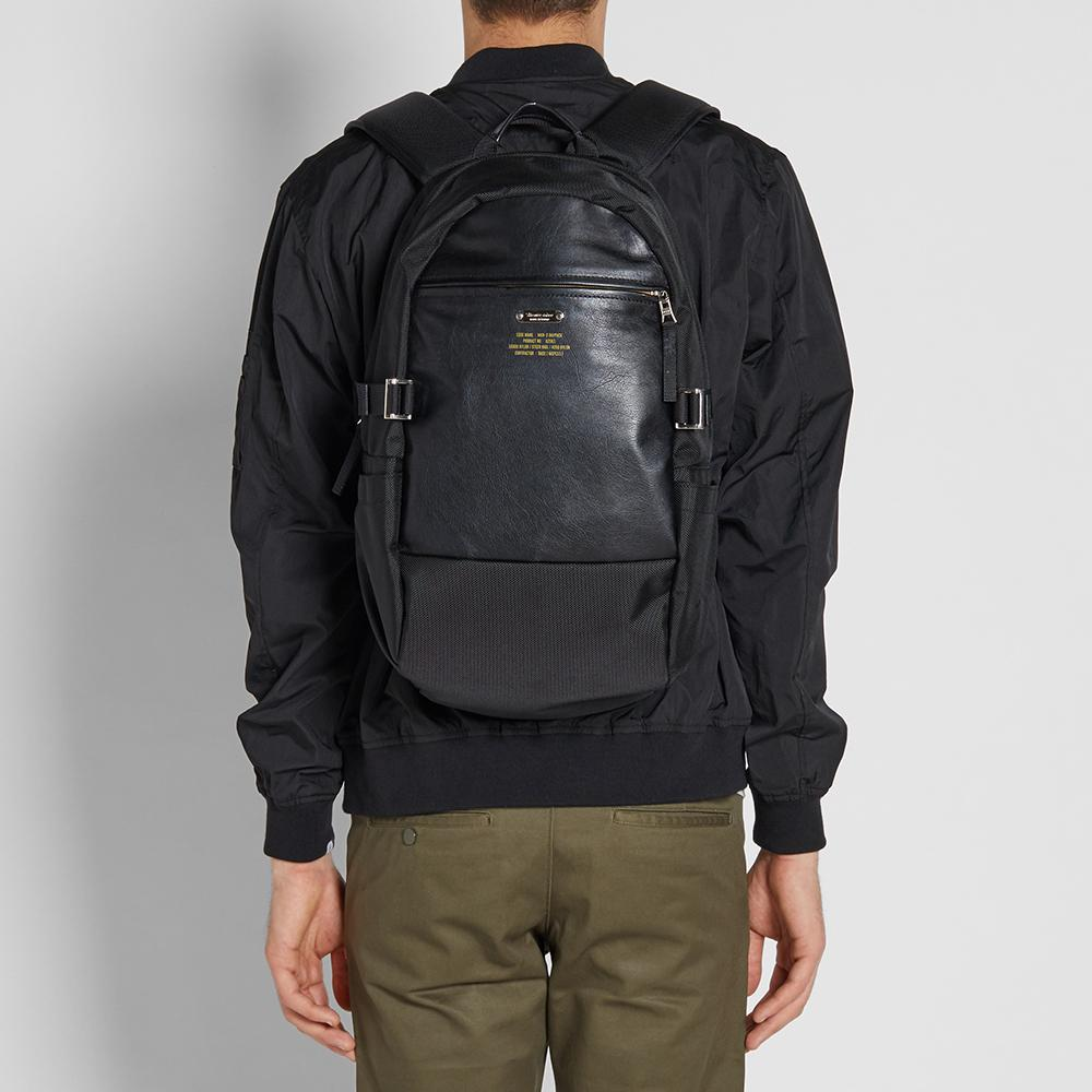 Master Piece Synthetic Spec Military Backpack M in Black for Men
