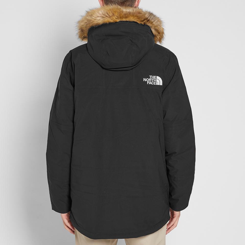 The North Face Mountain Murdo Gtx Jacket In Black For Men